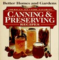 Canning and Preserving Recipes
