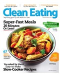 Clean Eating, Jan/Feb 2012