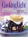 Cooking Light Annual Recipes 2005