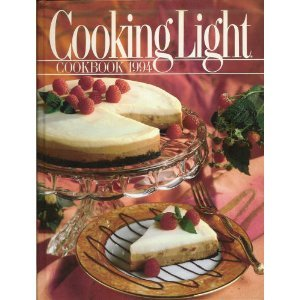 Cooking Light Cookbook 1994