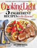 Cooking Light Magazine, August 2015