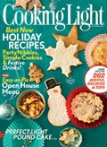 Cooking Light Magazine, December 2011