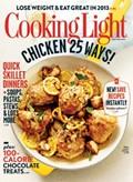Cooking Light Magazine, Jan/Feb 2015
