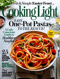 Cooking Light Magazine, March 2016