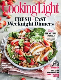 Cooking Light Magazine, May 2016