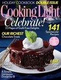 Cooking Light Magazine, November 2014: Holiday Cookbook Double Issue
