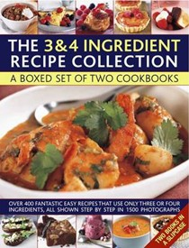 Cooking with Just 3 & 4 Ingredients