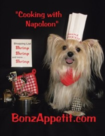 Cooking with Napoleon from BonzAppetit.com