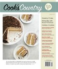 Cook's Country Magazine, Dec 2015/Jan 2016
