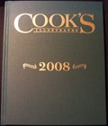 Cook's Illustrated Annual Edition 2008