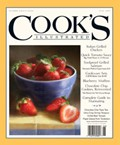 Cook's Illustrated Magazine, May/Jun 2009