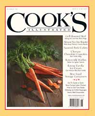 Cook's Illustrated Magazine, May/Jun 2010