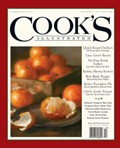 Cook's Illustrated Magazine, Nov/Dec 2008