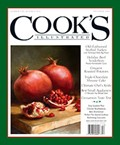 Cook's Illustrated Magazine, Nov/Dec 2009