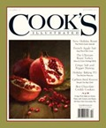 Cook's Illustrated Magazine, Nov/Dec 2014
