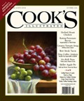Cook's Illustrated Magazine, Sep/Oct 2008