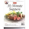 Cook's Illustrated Magazine Special Issue: 30-Minute Suppers (Fall 2011)