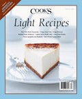 Cook's Illustrated Magazine Special Issue: Light Recipes (Spring 2008)