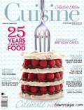 Cuisine Magazine, Mar/Apr 2012 (#151)
