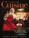 Cuisine Magazine, Nov/Dec 2014 (#167)