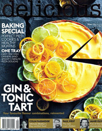 Delicious Magazine (Aus), May 2016 (#159): Baking Special