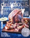 Delicious Magazine (UK), November 2015: The Entertaining Issue