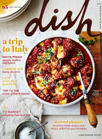 Dish Magazine, Apr/May 2016 (#65)