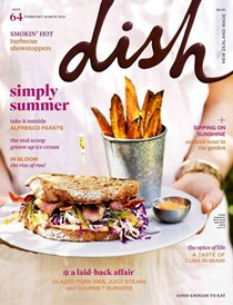 Dish Magazine, Feb/Mar 2016 (#64)