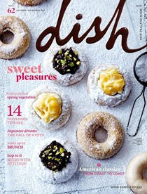 Dish Magazine, Oct/Nov 2015 (#62)