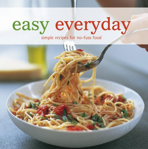 Easy everyday cooking recipe