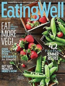EatingWell Magazine, May/Jun 2016