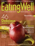 EatingWell Magazine, Nov/Dec 2011