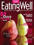 EatingWell Magazine, Nov/Dec 2014