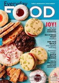 Everyday Food Magazine, December 2012