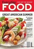 Everyday Food Magazine, June 2012