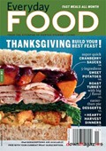 Everyday Food Magazine, November 2012