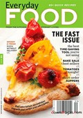 Everyday Food Magazine, September 2012: The Fast Issue