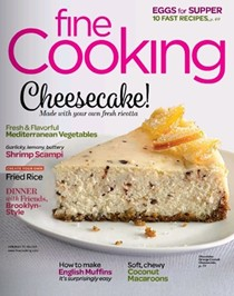 Fine Cooking Magazine, Apr/May 2015