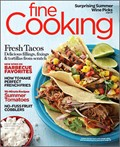 Fine Cooking Magazine, Aug/Sep 2011