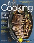Fine Cooking Magazine, Dec 2015/Jan 2016