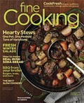 Fine Cooking Magazine, Feb/Mar 2013