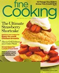 Fine Cooking Magazine, Jun/Jul 2011