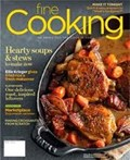 Fine Cooking Magazine, Oct/Nov 2009
