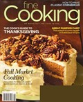 Fine Cooking Magazine, Oct/Nov 2010