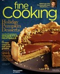 Fine Cooking Magazine, Oct/Nov 2013