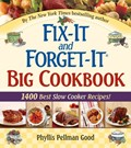 Fix-It and Forget-It Big Cookbook: 1400 Best Slow-Cooker Recipes