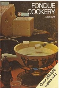 Fondue Cook Book