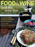 Food & Wine Magazine, April 2011