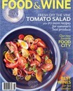 Food & Wine Magazine, August 2012