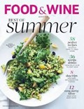 Food & Wine Magazine, August 2014